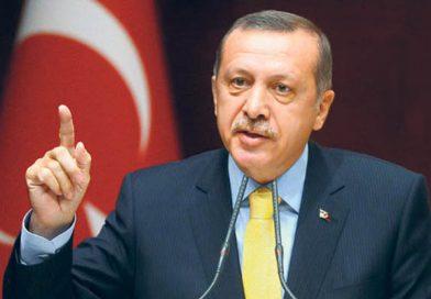 ترکی میں لگی آگ، اگر سازش ہے تو سازشی کا سینہ چیر دیں گے!: طیب ایردوآن