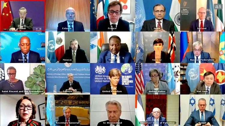 اسرائیل اور فلسطین کی موجودہ صورت حال پر ہندوستان کا موقف