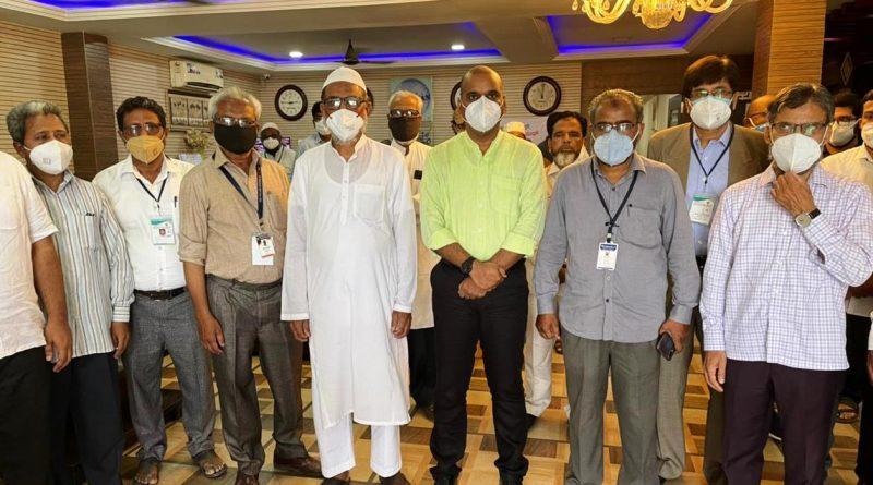 کلبرگی میں HRS کے کووڈ کیئرسنٹرکا افتتاح، مریضوں کیلئے تمام خدمات بلکل مفت فراہم کرنے کا کیا اعلان