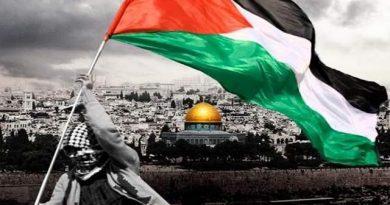 مسئلہ فلسطین: بس ایک ہی حل!