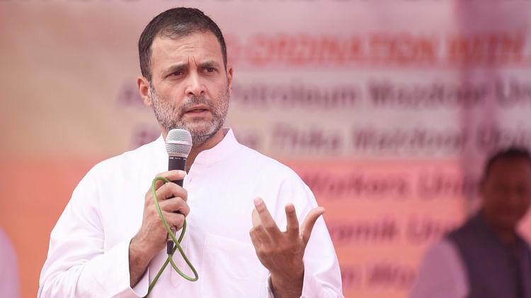 وزیراعظم غلطی مانیں اور ماہرین سے صلاح لیں، ملک کی ازسرنو تعمیر تبھی ممکن ہوگی: راہل گاندھی