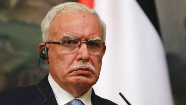 اوآئی سی کا ہنگامی اجلاس: اسرائیل سے دوستی کرنے والے ممالک پربھڑک گئے فلسطینی وزیرخارجہ