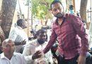 ابھیشیک پاٹل کی جانب سے ضرورت مندوں میں راشن کٹس کی تقسیم