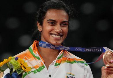 ٹوکیو اولمپک: سندھو نے کانسہ جیتا، ہندوستان کو دلایا تیسرا تمغہ
