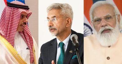 سعودی عرب کے وزیر خارجہ شہزادہ فیصل بن فرحان 2 روزہ دورہ پر دہلی پہنچے