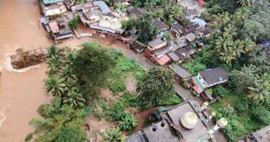 کیرالہ میں سیلاب کی صورتحال سنگین، 23 افراد ہلاک، انخلاء کا کام جاری